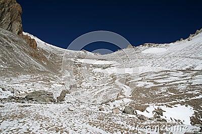 Ascending Aconcagua, Argentina
