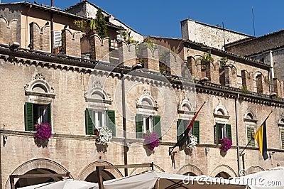 Ascoli Piceno (Italy): Piazza del Popolo