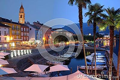 Ascona, die Schweiz