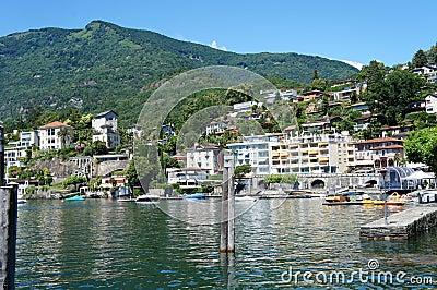 Ascona at Lake Maggiore