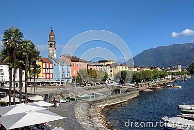 Ascona, Szwajcaria