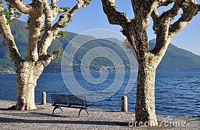 Ascona,Ticino,Lake Maggiore,Switzerland