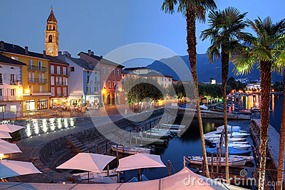 Ascona, Zwitserland