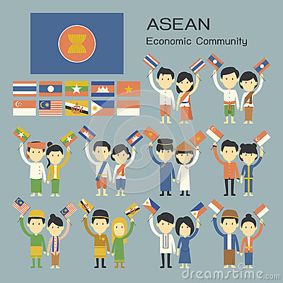 Free Asean People Royalty Free Stock Photos - 40003308