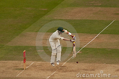 Ashes 2009 Editorial Image