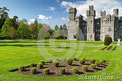 Ashford castle and gardens