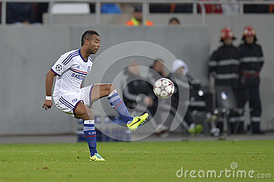 Ashley Cole Editorial Image