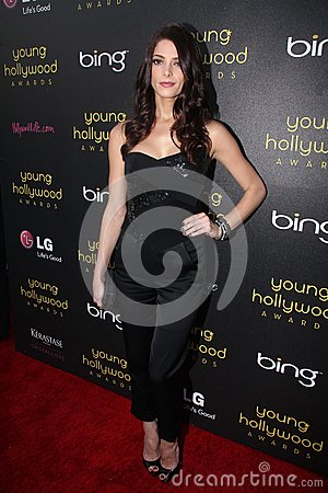Ashley Greene at the 14th Annual Young Hollywood Awards, Hollywood Athletic Club, Hollywood, CA 06-14-12 Editorial Image