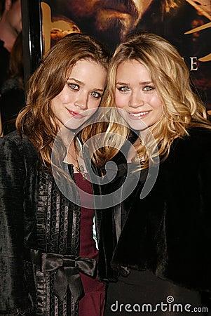 Ashley Olsen Editorial Image