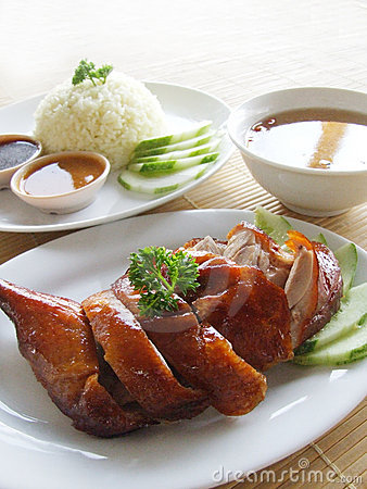 Asia Chicken Rice