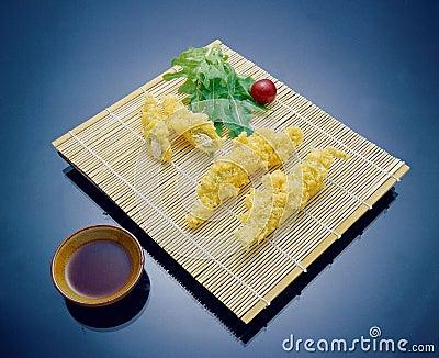 Asia, Korea, food, culture, mat, fry, soy sauce, sauce, indoors, light, shadow, close-up, rectangle,
