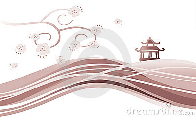 Asia Landscape Royalty Free Stock Photo - Image: 2611215