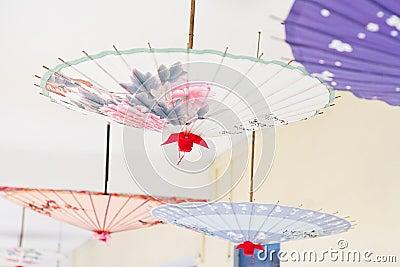 Asia Oil-paper umbrella