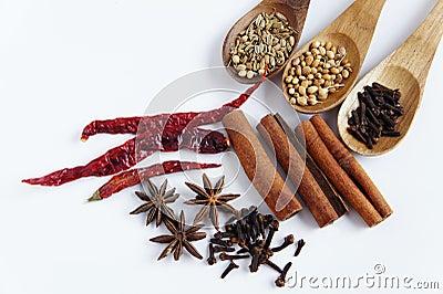 Asia recipe & spicy