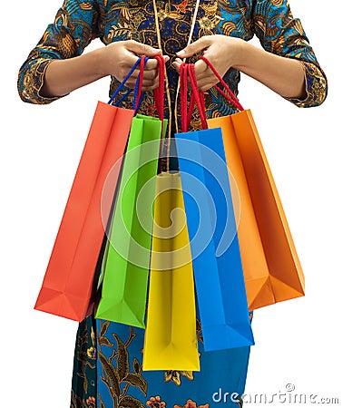 Asia shopping paradise