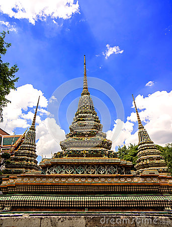 ASIA Thailand belief building temple