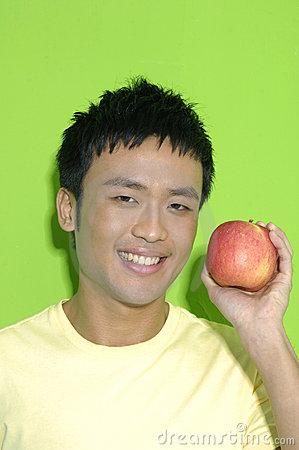 Free Asia Young Man Stock Photo - 7438010