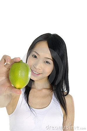 Asia Young woman