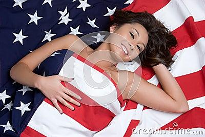 Asian American Girl