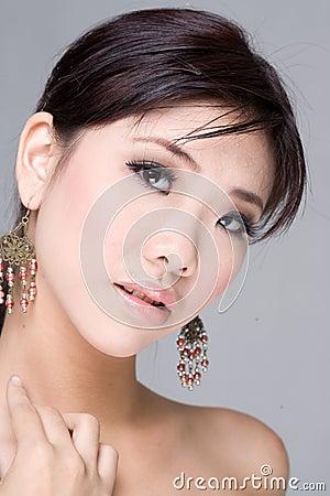 Free Asian Beauty Royalty Free Stock Image - 3255856