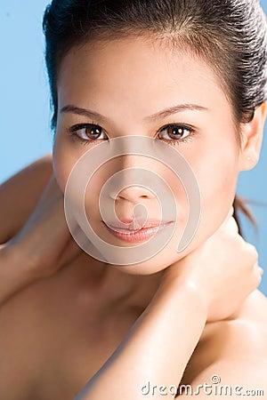 Free Asian Beauty Royalty Free Stock Photos - 5602558