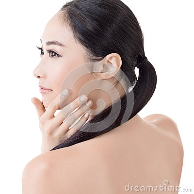 Free Asian Beauty Face Stock Photography - 36907912