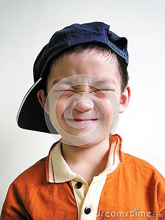 Free Asian Boy Royalty Free Stock Photo - 7582105