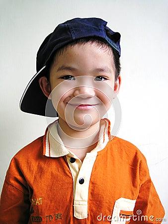 Free Asian Boy Royalty Free Stock Photo - 7591945