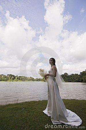 Free Asian Bride 16 Royalty Free Stock Images - 221969