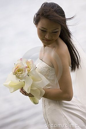 Free Asian Bride 18 Stock Photography - 221972