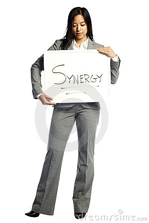 Asian Woman Holding Sale Sign 49