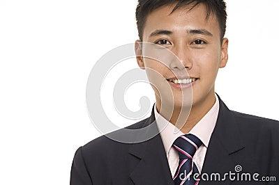 Asian Businessman 2
