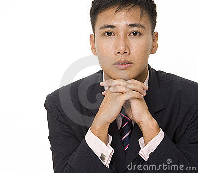 Asian Businessman 3