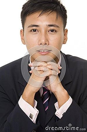 Asian Businessman 4