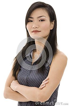 Asian Businesswoman 7