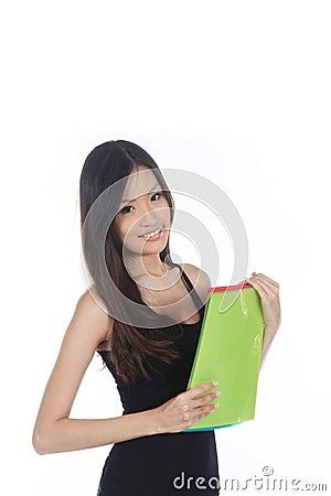 Asian Career Woman