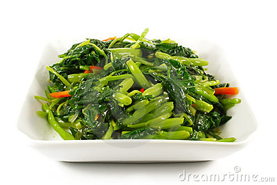 Asian Chinese Cooking Style Stir Fry Vegetable Dis