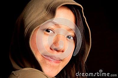asian chinese girl