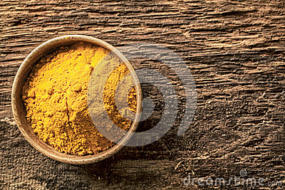 Asian curry powder