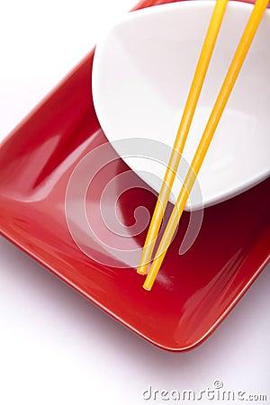 Asian dishware