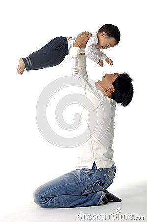 Free Asian Family Stock Photos - 5233973