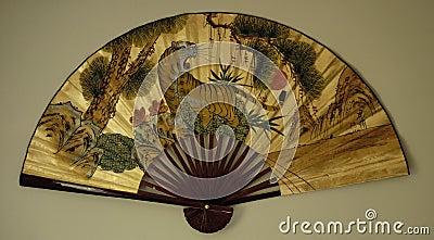 Asian Fan 1