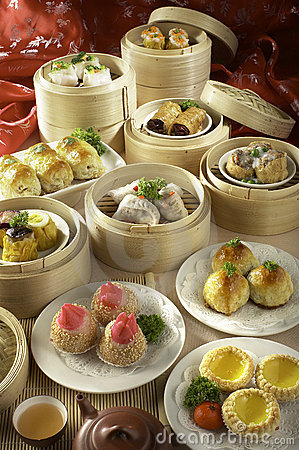 Free Asian Food Dim Sum Stock Photo - 13969310
