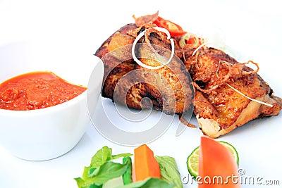 Asian fried chicken