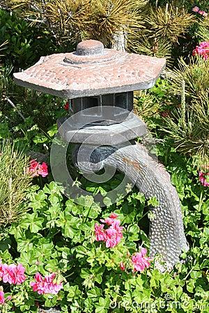 Asian Garden Statue