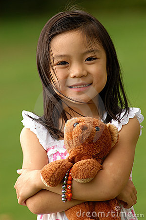 Free Asian Girl Royalty Free Stock Photography - 1283317