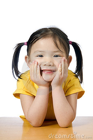 Free Asian Girl Stock Photography - 4341252
