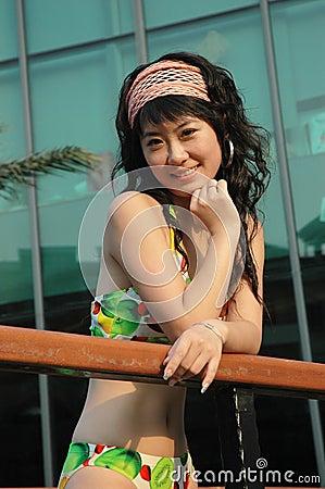 Free Asian Girl Royalty Free Stock Image - 6373836