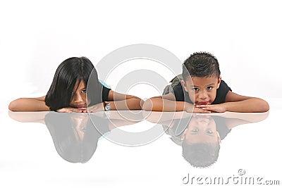 Asian kids