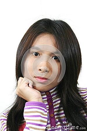 Asian lady 2